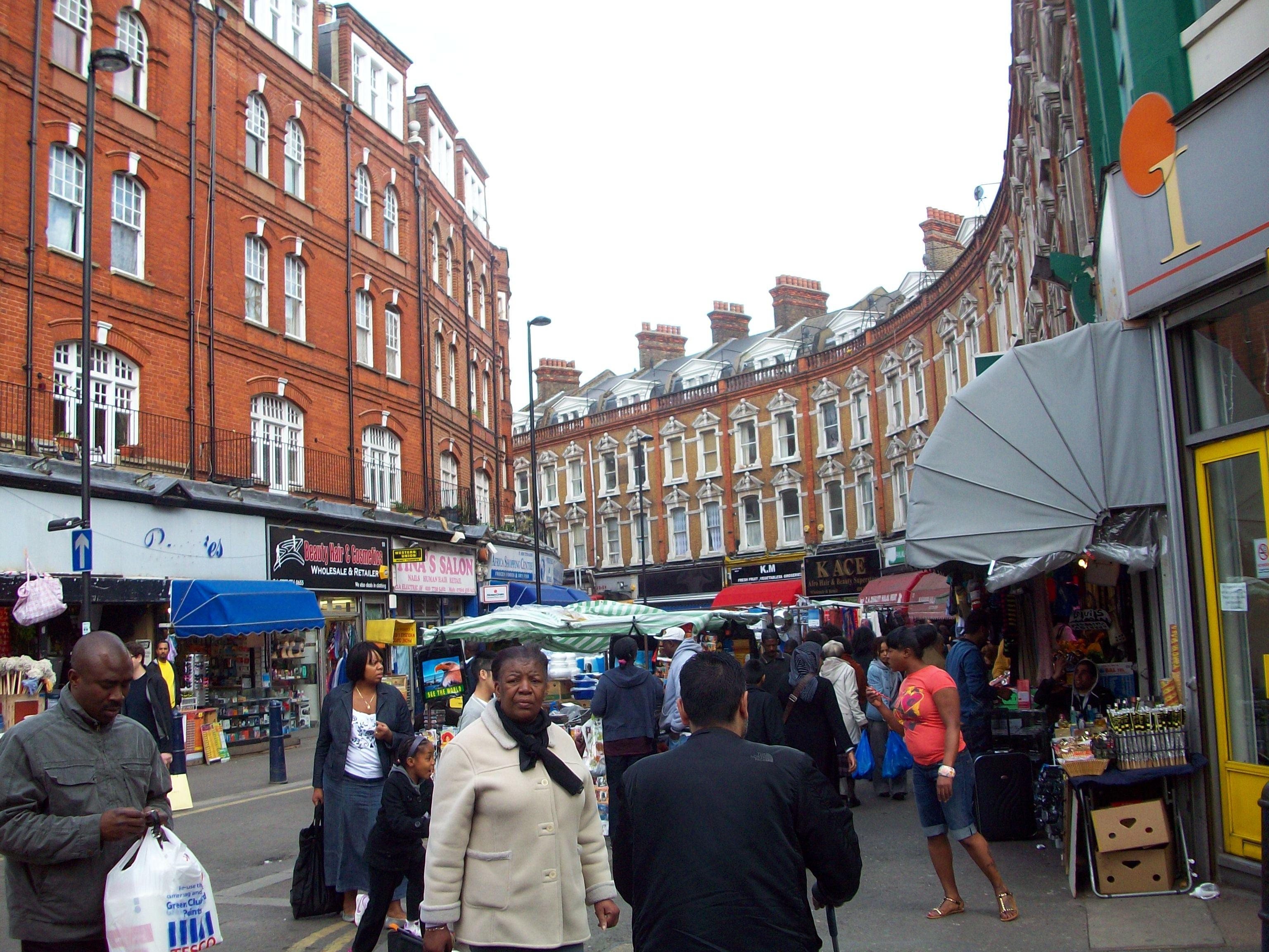 Brixton's Past and Present | Right Estate Agents