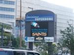 superdome sign