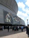 The Superdome